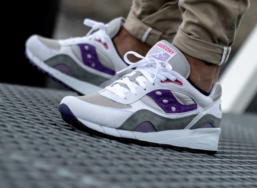 Saucony Shadow 6000 OG White Grey Purple 2019 (2)