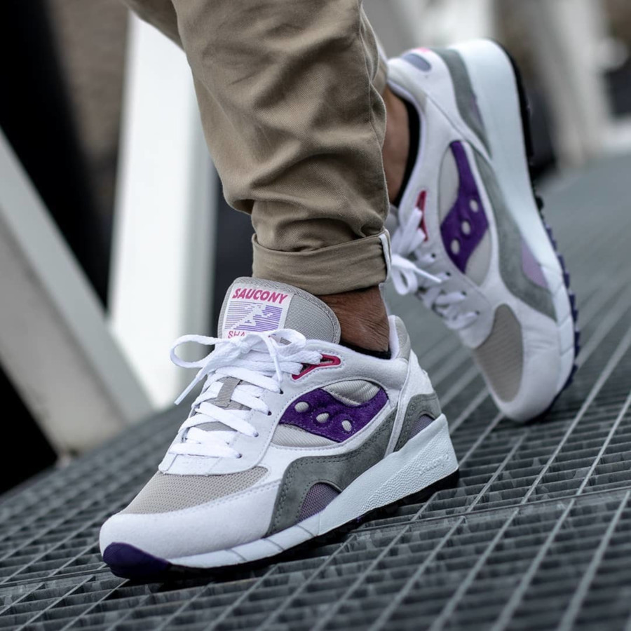 Saucony Shadow 6000 OG White Grey Purple 2019 (3)