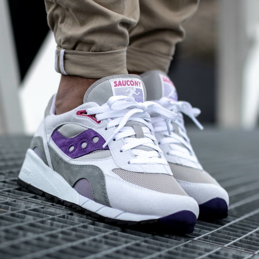Saucony Shadow 6000 OG White Grey Purple 2019 (4)