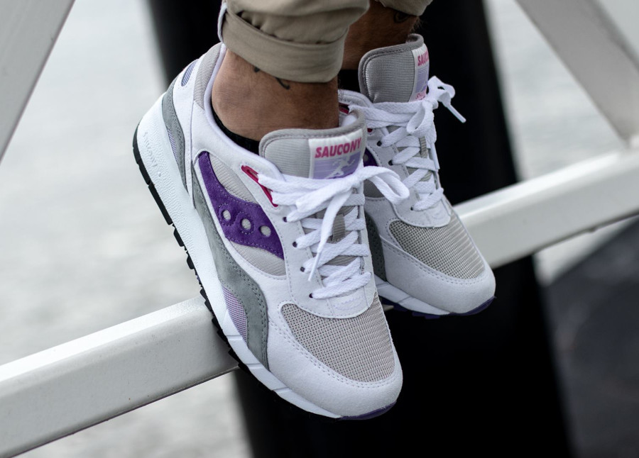 Saucony Shadow 6000 OG White Grey Purple 2019 (5)