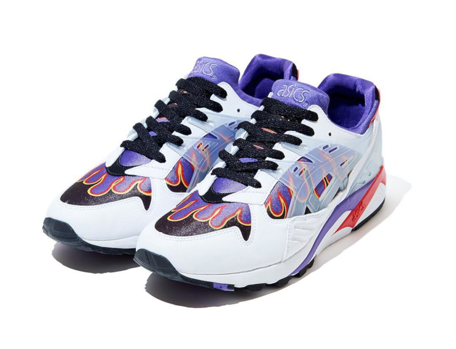 Sneakerwolf x Asics Gel Kayano Trainer