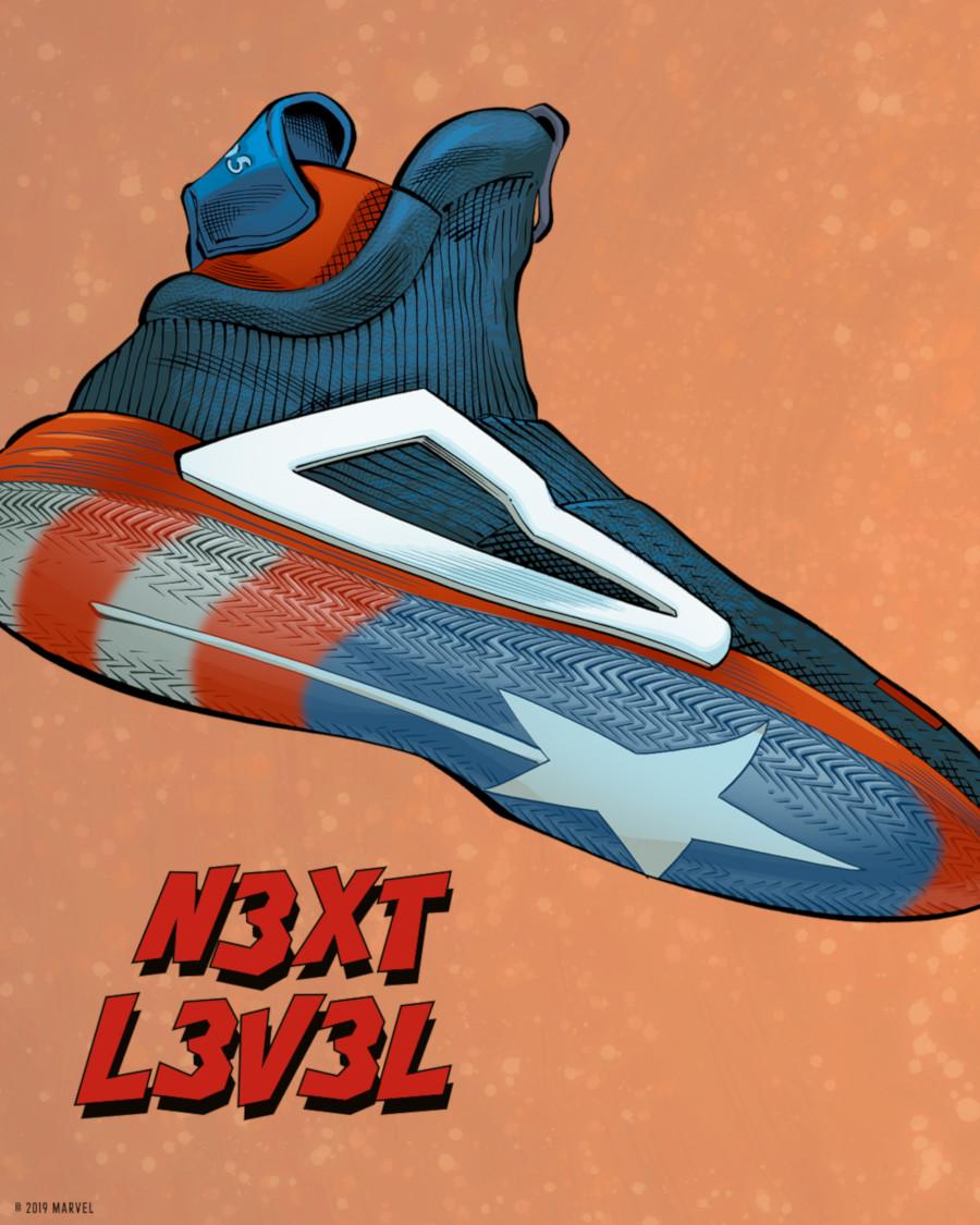 adidas N3XT L3V3L Captain America (1)