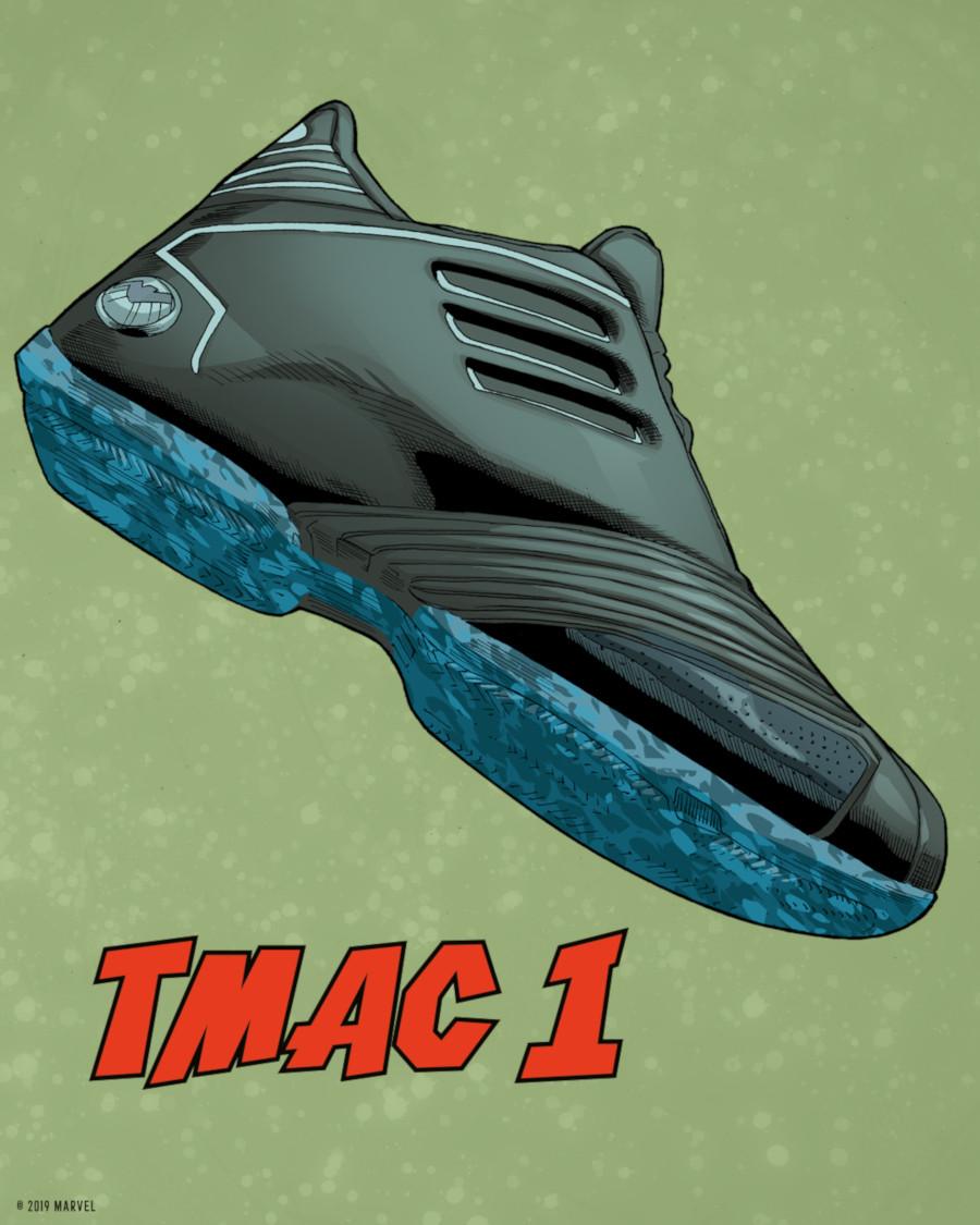 adidas TMAC 1 Nick Fury (1)
