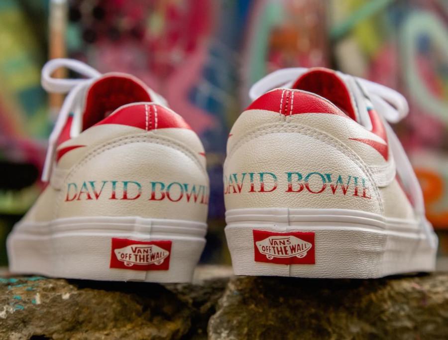 Faut il acheter les Vans David Bowie 'Stars Are Never Far