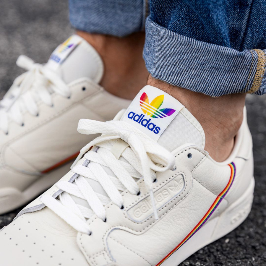 Adidas Continental 80 Pride 'Rainbow Stripes' (3)
