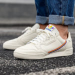 Adidas Continental 80 Pride 'Rainbow Stripes'