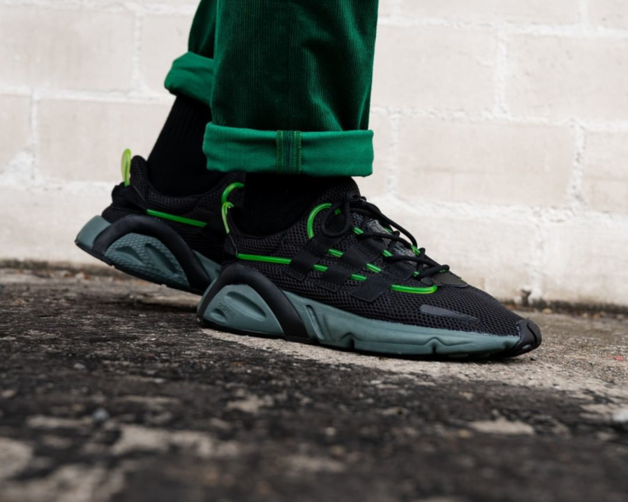 Adidas Lxcon Black Dart Frog Injection Pack EF9678