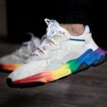 Adidas Ozweego Adiprene 'Multicolor' Pride 2019
