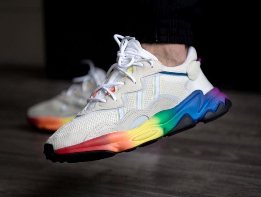 Faut-il acheter la Adidas Ozweego 'Multicolor' Pride 2019 ...