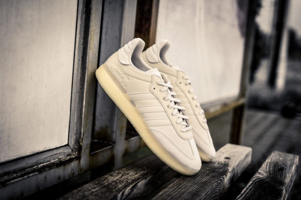 Adidas Samba RM Boost beige Clear Brown BD7673