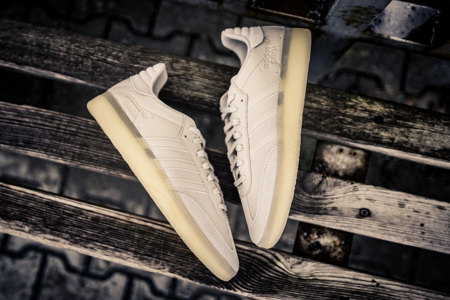 Adidas Samba RM 'Clear Brown' (1)