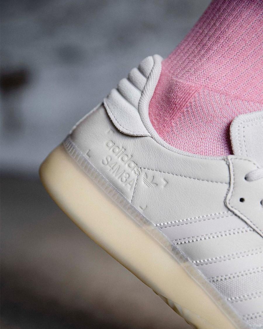 Adidas Samba RM 'Clear Brown' (3)