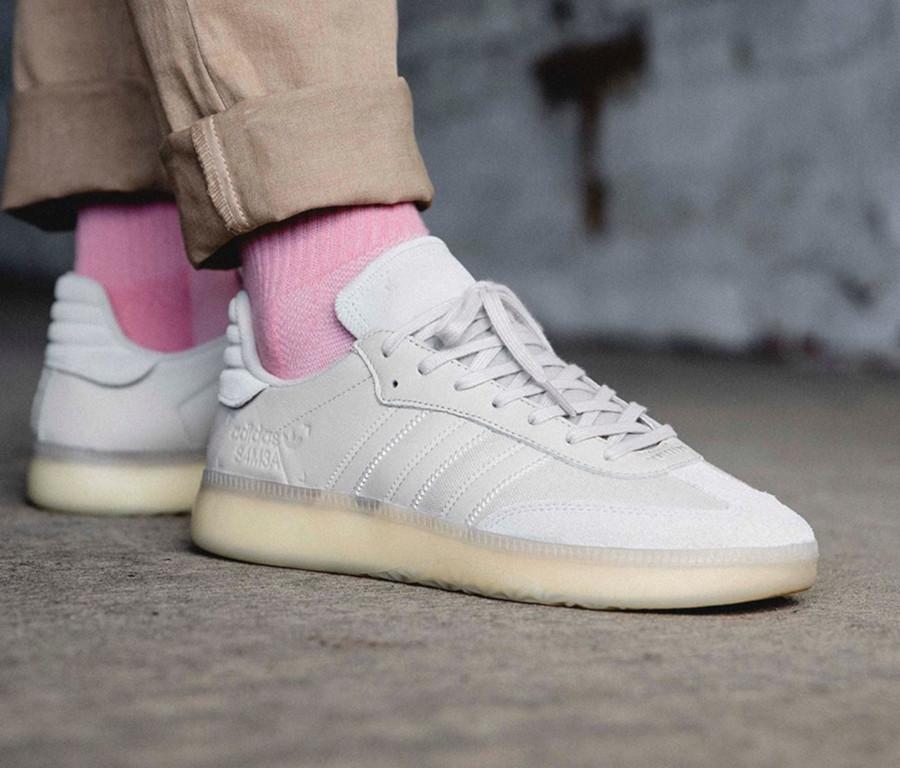 Adidas Samba RM 'Clear Brown' (5)