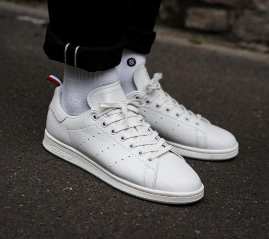 Adidas Stan Smith Tricolor Heel Tab BD7433