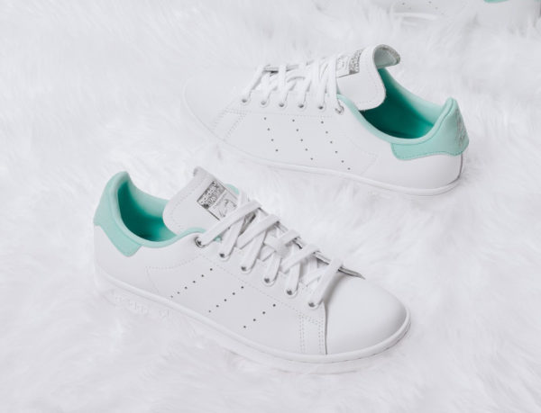 Adidas Stan Smith W 'Clear Mint' FTWR White Silver Met (couv)