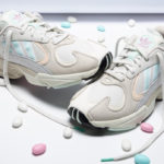 Adidas Yung-1 Off White Ice Mint Ecru Tint