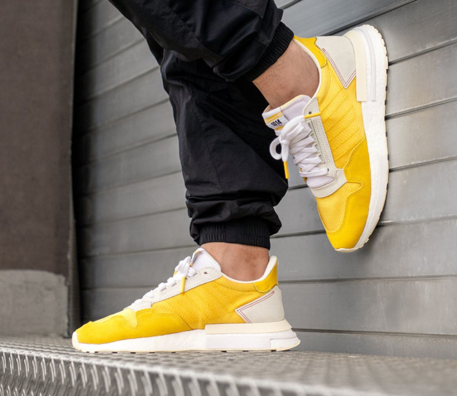 Adidas ZX 500 RM Bold Gold 'Frank Shorter vs. The Imposter Pack' (2)