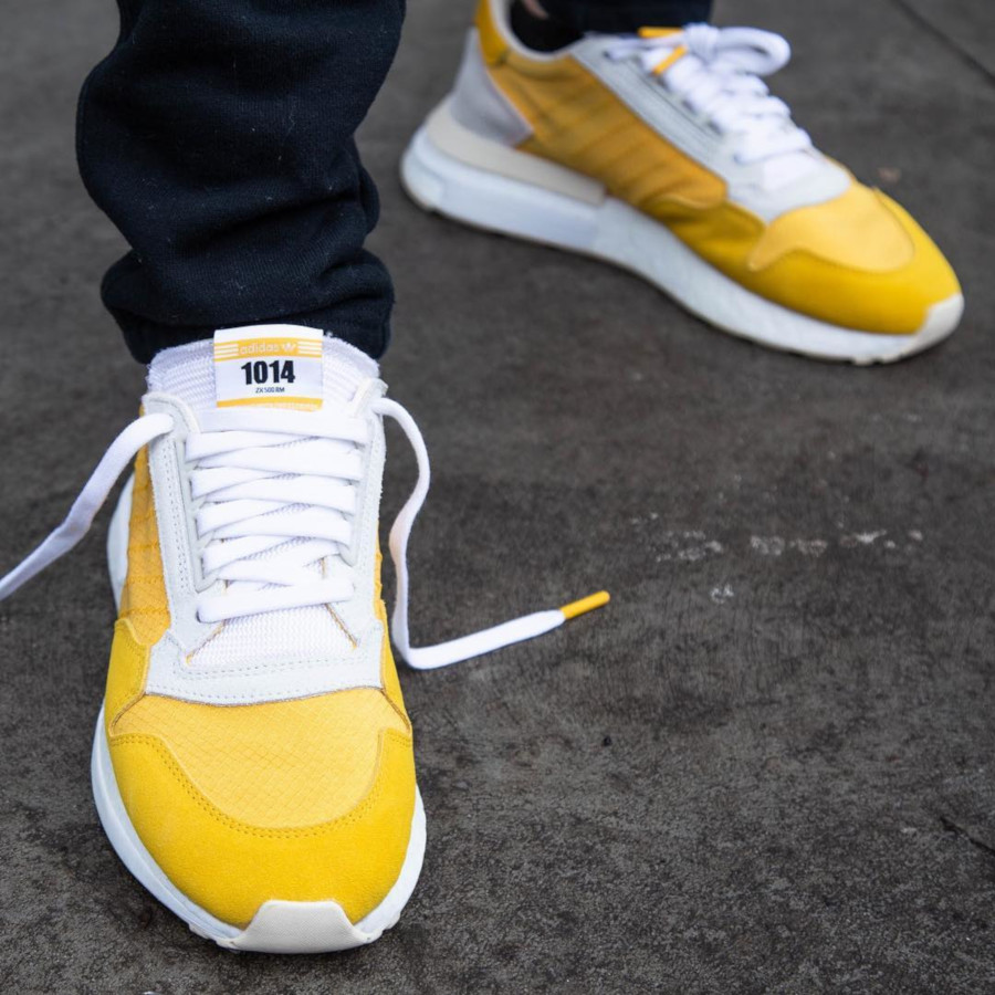 Adidas ZX 500 RM Bold Gold 'Frank Shorter vs. The Imposter Pack' (3)