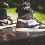 Travis Scott x Air Jordan 1 High Cactus Jack