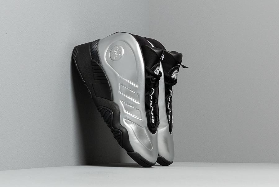 Alexander Wang x Adidas AW Futureshell Platine Metallic (2)