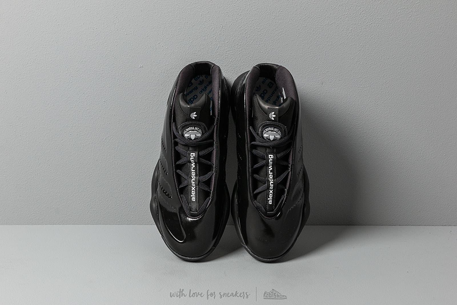 Alexander Wang x Adidas AW Futureshell Triple Black (2)