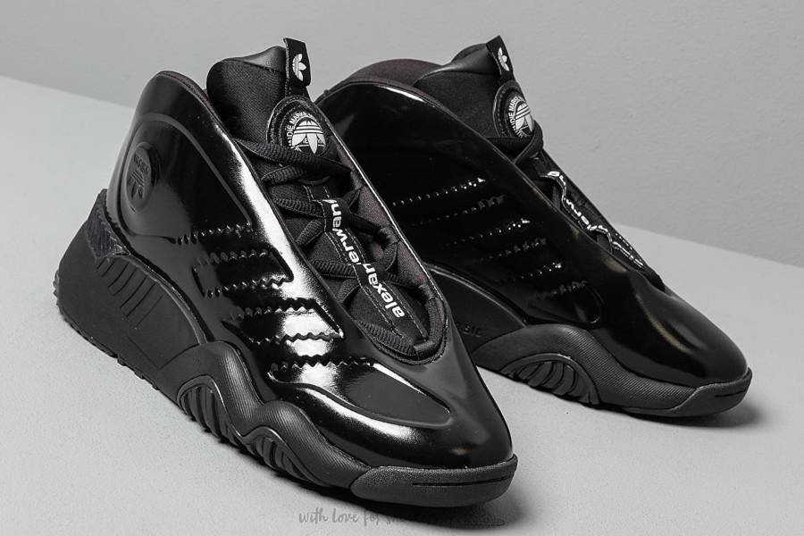 Alexander Wang x Adidas AW Futureshell Triple Black (3)