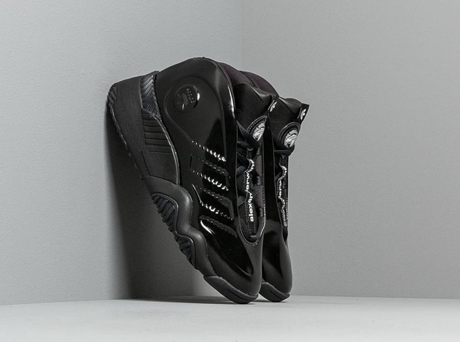 Alexander Wang x Adidas AW Futureshell Triple Black (4)