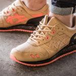 Sneaker Freaker x Asics Gel Lyte 3 'Tiger Snake' Beige Pink