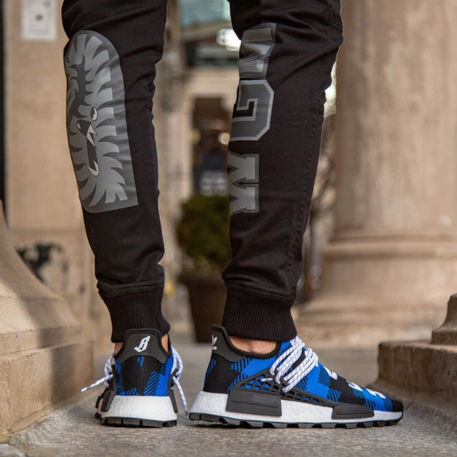 Billionaire Boys Club x Adidas NMD HU 'Power Blue' (3)