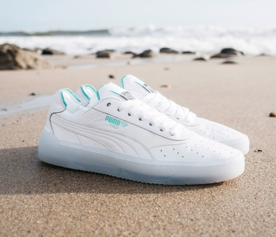 Diamond Supply Co. x Puma Cali 0 'California Dreaming' (1)