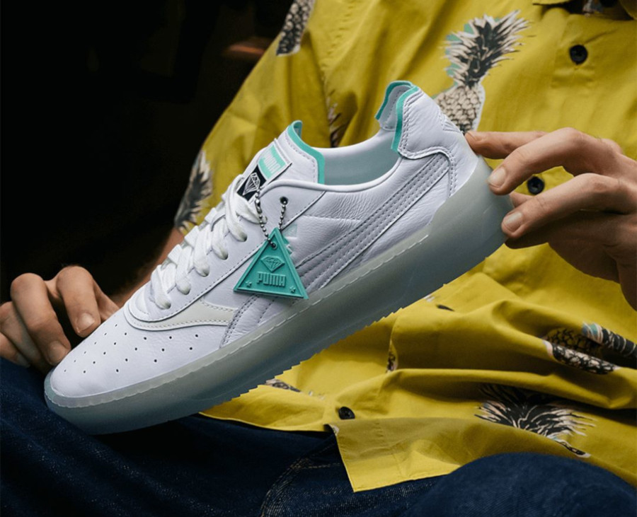 Diamond Supply Co. x Puma Cali 0 'California Dreaming' (2)