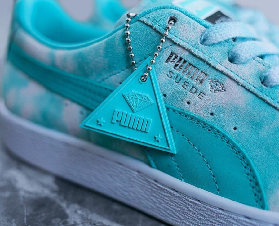 Diamond Supply Co. x Puma Suede Tie Dye 'California Dreaming' (9)