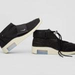 Fear of God x Nike Air Raid & Moc 'Black Fossil & Particule Beige'