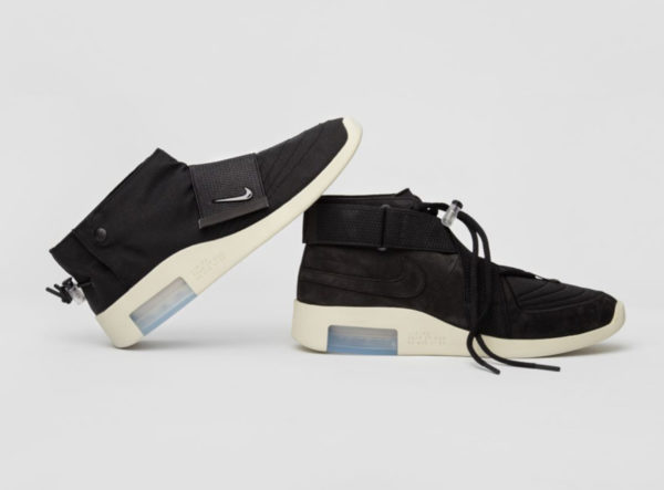 Fear of God x Nike Air Raid & Moc 'Black Fossil