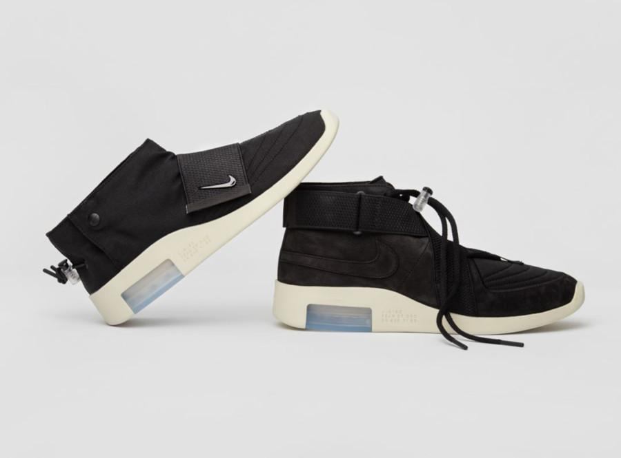 Fear of God x Nike Air Raid & Moc 'Black Fossil
