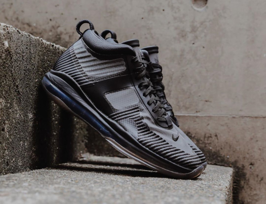 John Elliott x Nike Lebron X JE Icon Black Gum (1)