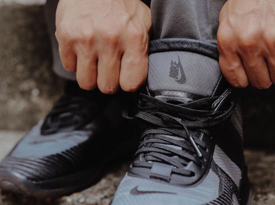 John Elliott x Nike Lebron X JE Icon Black Gum (2)