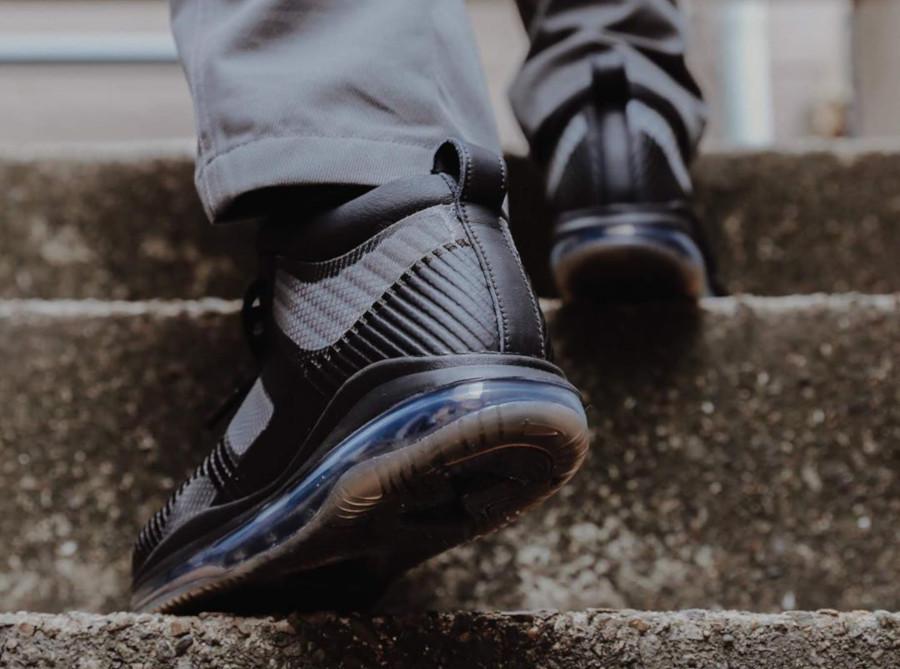 John Elliott x Nike Lebron X JE Icon Black Gum (3)