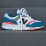 New Balance 997H 'South Beach' Deep Ozone Blue Guava
