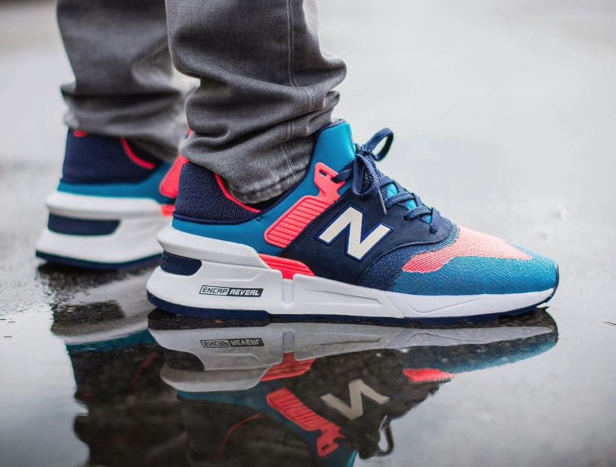 New Balance 997S Dark Neptune MS997FHB