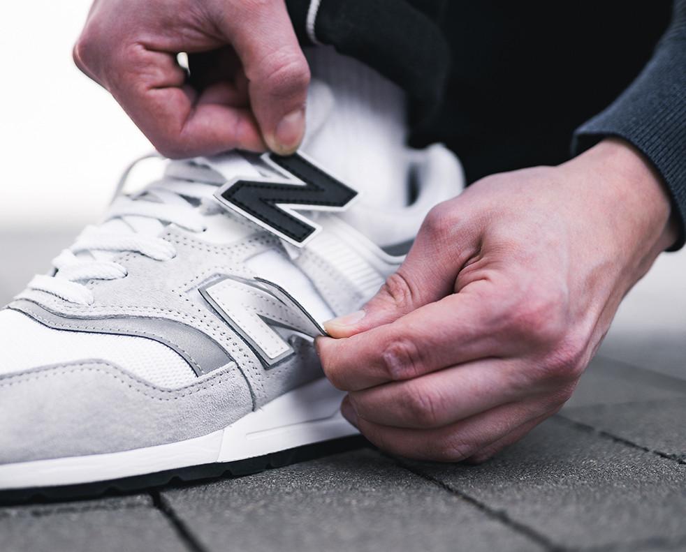 New Balance M 997 LBG 'Velcro N Logo' (made in USA) (3)