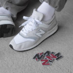 New Balance M 997 LBG 'Velcro N Logo' (made in USA)