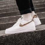 Nike Air Force 1 '07 Low Retro PRM QS 'Ivory Snake'