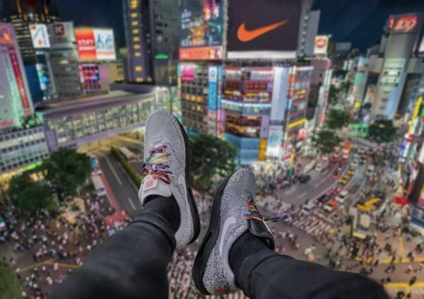 Nike Air Max 1 On Air Tokyo Maze - @yacerukawa