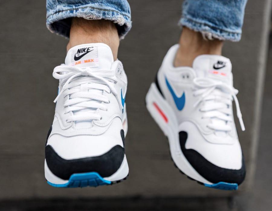 d624284fc54 Faut-il acheter la Nike Air Max 1 White Photo Blue 2019 AH8145-112 ?