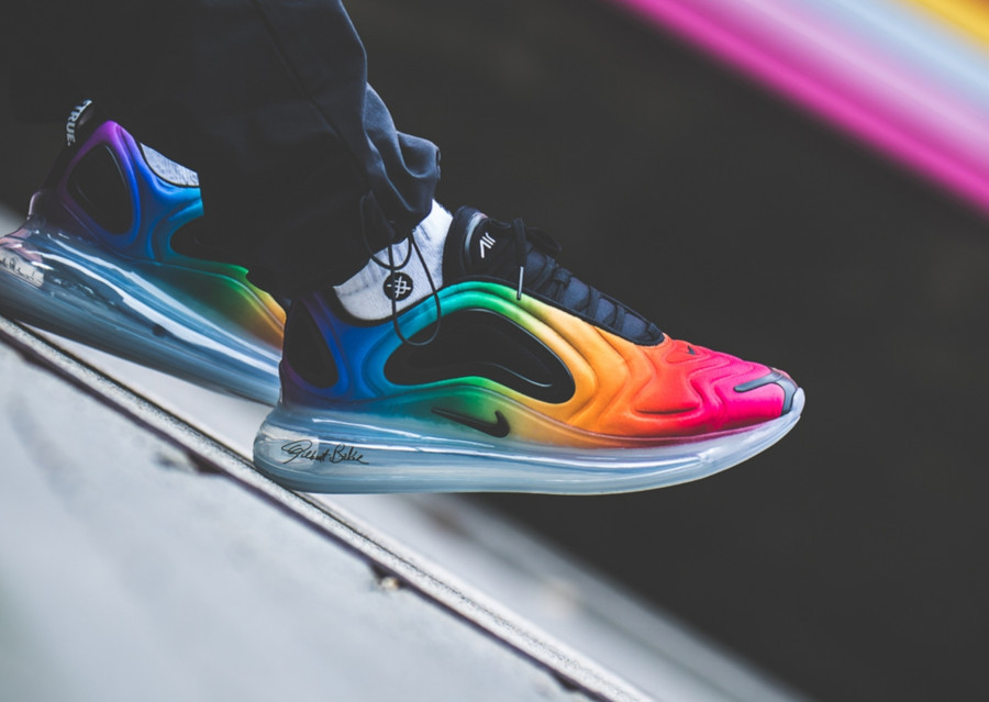 Nike Air Max 720 Betrue Multicolor Gay Pride 2019 (3)