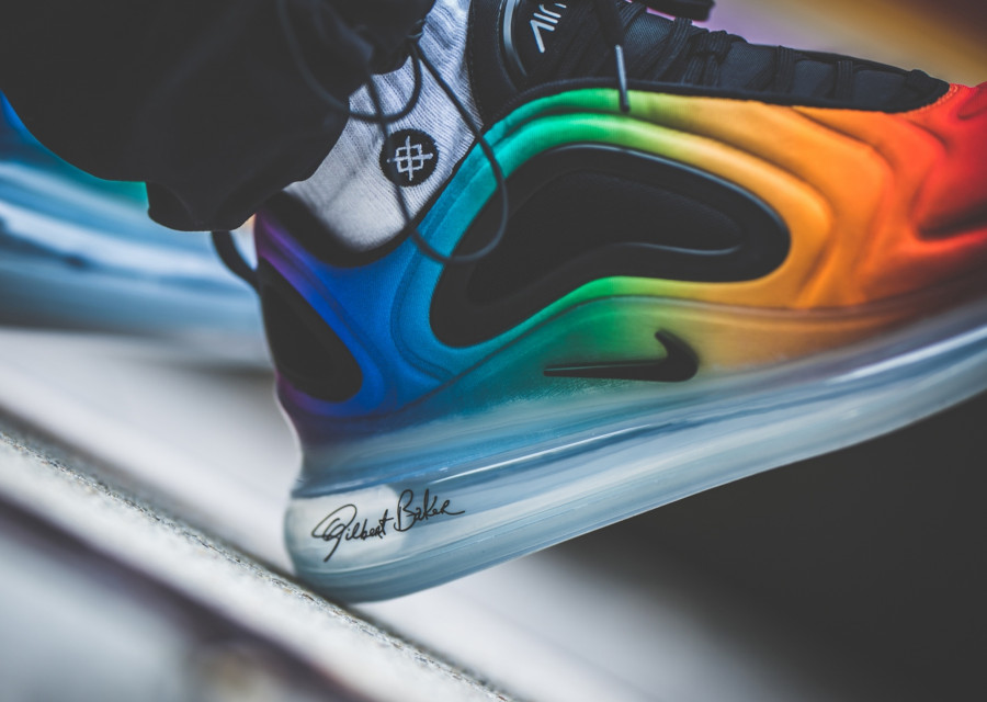 Nike Air Max 720 Betrue Multicolor Gay Pride 2019 (4)