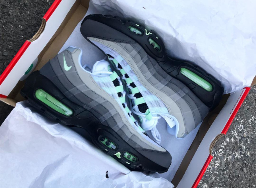 Faut il acheter la Nike Air Max 95 OG Fresh Mint CD7495 101 ?