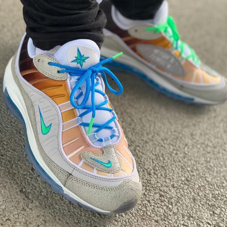 Nike Air Max 98 On Air La Mezcla - @joe_jimbow.jr