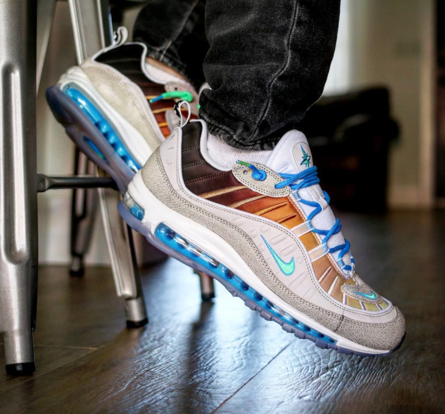 Nike Air Max 98 On Air La Mezcla - @thecarolinaboy (1)